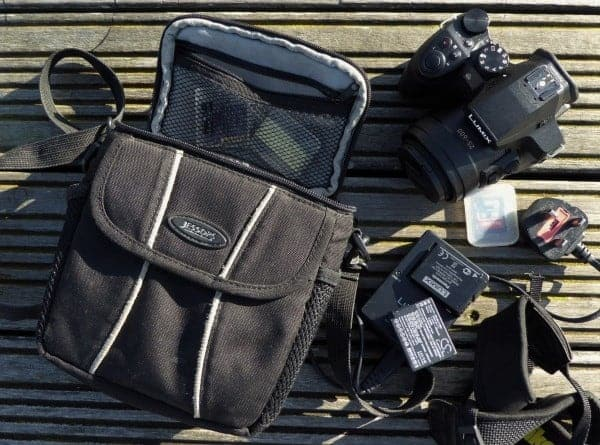 My camera kit for traveling