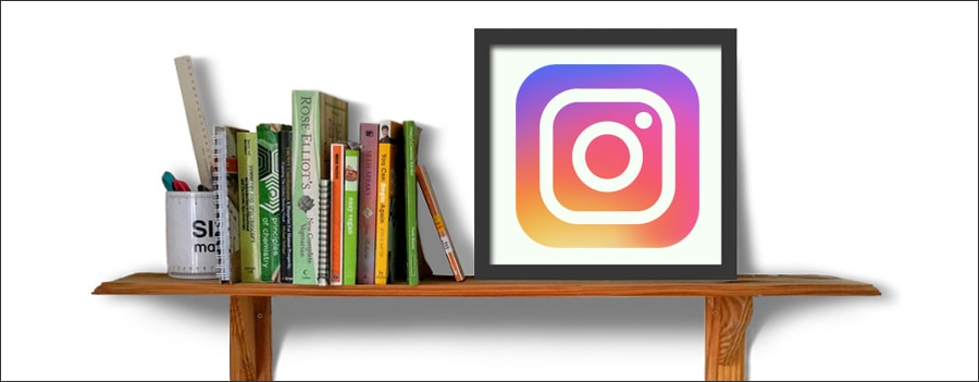 how to promote your art on instagram header
